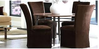 stretch dining chair cover dining chair covers sure fit slipcovers detail stretch valuable 1 subrtex knit stretch dining room chair slipcovers