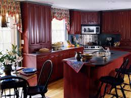 red country kitchens. Plain Country Getting The Look And Red Country Kitchens