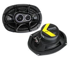 speakers kicker. 2) new kicker 41dsc6934 d-series 6x9\ speakers