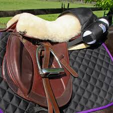 merino sheepskin english saddle cover merino sheepskin english saddle cover