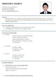 Sample Resume Format Custom Sample Resume Format Brittney Taylor