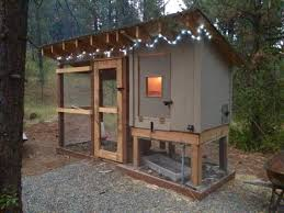 Solar Chicken Coop Light Chicken Coop W Solar Lights Solar Lights Outdoor House