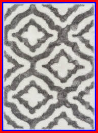 area rugs grieco feather modern trellis nordic white gray area rug april 2019
