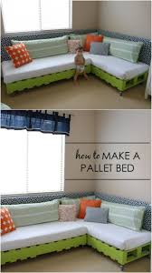 diy bed frame ideas 10 pallet wall