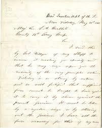 gen ulysses s grant on the siege of vicksburg the gilder ulysses s grant to stephen a hurlbut 31 1863 gilder