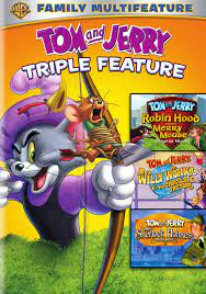 Tom and Jerry Triple Feature [DVD] - Best Buy