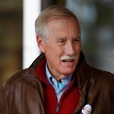Sen. Angus King Has Begun Follow-Up, 'Maintenance' Treatments For Residual  Prostate Cancer | Maine Public