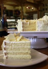 The Swiss Bakery White Chocolate Mousse Cake