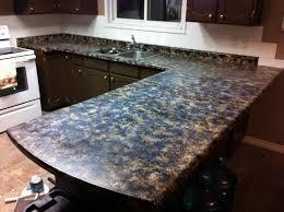 Diy Faux Granite Countertops Diy Faux Granite Countertops Acrylic Paint And A Sea Sponge