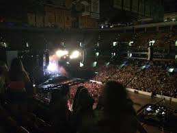 concert seat view for td garden section 314