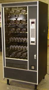 Fawn Vending Machines Classy Glass Front Snack Machines COINOP PARTS ETC Arcade Pinball