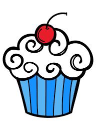 Blue Cupcake Transparent Png Clipart Free Download Ya Webdesign