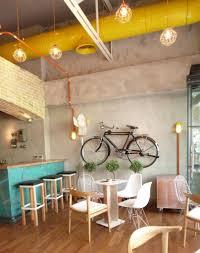 Small Shop Interior Design Ideas Coffee Trends Fascinating Lighting Home