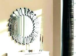 traditional wall mirrors decorative small glamorous interiors round mirror mi