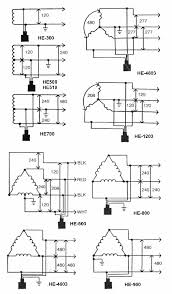 secondary surge arrestor series wiring diagrams
