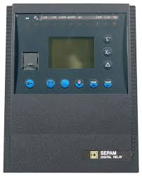 sepam series 20 protective relays