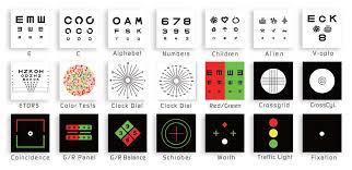 Elite Pro Digital Visual Acuity Chart Hans Heiss