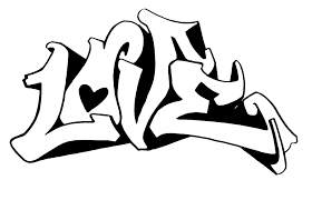 Money Graffiti Coloring Pages