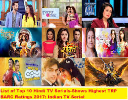 List Of Top 10 Hindi Tv Serials Shows Highest Trp Barc