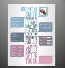 Bildresultat For Cv Design Print Design Pinterest Brochures