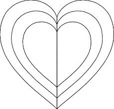 heart pillow pattern | Stack'n Whack Hearts http://www ... & use this heart as an applique pattern, embroidery pattern or quilting  pattern Adamdwight.com