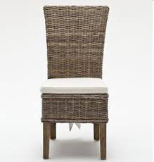grey wash rattan dining chairs with cream cushion pair on now rattan dining chairs grey wash and rattan