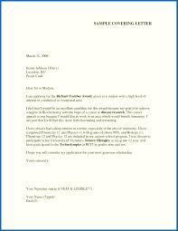 How To Write A Professional Cover Letter How To Write A Cover Letter Example Sample Covering Letter How To 24