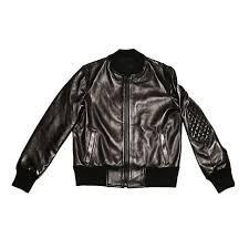 hstry clothing leather er jacket