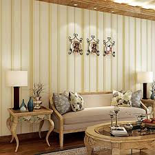 simple mediterranean vertical stripes wallpaper living room tv sofa home decor modern striped wallpapers 5219481 2018 48 39