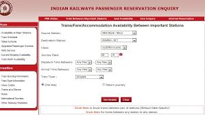 Indian Railways Chart Preparation Time Irctc 2017 Geeks Wizard