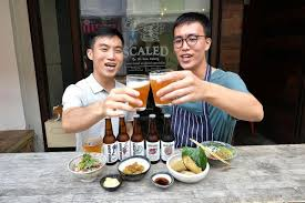 Cheers to local beers and bites, Food News & Top Stories - The Straits Times