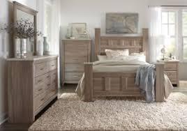Gray Wood Bedroom Sets Luxury Art Van 6 Piece Queen Bedroom Set Overstock  Shopping Big