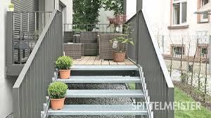 Die richtige höhe für den anfang finden. Treppe Spittelmeister