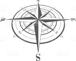 Small Picture Compass Rose Isolated On White stock vector art 532020381 iStock