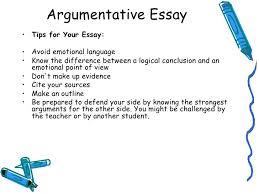 lecture  argumentative essay ltligtltulgtargumentative essay