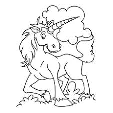 There are many high quality coloring pages on any topic. Top 50 Free Printable Unicorn Coloring Pages