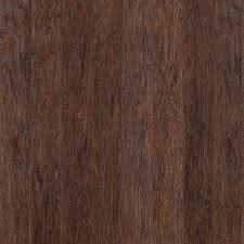 home decorators collection hand sed dark hickory 12 mm thick x 5 7 16 in