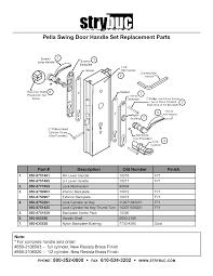 Car Door Handle Mechanism Car Door Handle Mechanism Nongzico