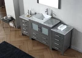 single sink bathroom vanities inch bathroom vanity zebra grey with 18 single sink bathroom vanity set