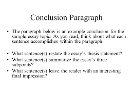 how to write a conclusion paragraph for an essay regarding good introduction amp conclusion paragraphs paragraph you pertaining to 17 stunning good examples for essays resume