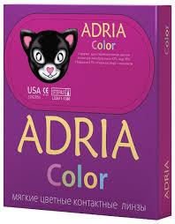 ADRIA <b>Color 1</b> tone (2 <b>линзы</b>) — купить и выбрать из более, чем ...