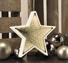Weihnachtsstern Mit Leds 3d Endlos Effekt Stern F Real