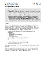 100+ [ Sample Manuscript Cover Letter ] | Writing An Apa Paper Apa ...