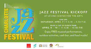 the charlotte jazz festival complete schedule