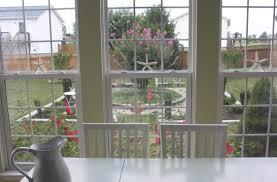 Kitchen Garden Window View Of My Garden From My Kitchen Window Afternoon Artist