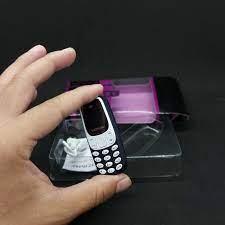 Điện Thoại Siêu nhỏ Mini N3310 màu Xanh Đen (Mã SP: BM10) – nhỏ gọn, âm  thanh cực to, kết nối SmartPhone – pin trâu – nghe nhạc mọi nơi - P699021