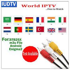 Spanish Tv Chanel Iudtv Swedish Tv Channels Dutch French Portuguese Spanish Uk Poland