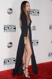 Chrissy Teigen Pussy Slip at 2016 American Music Awards Los.