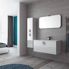 gloss gloss modular bathroom furniture collection. Adriatic Graphite Gloss Modular Bathroom Furniture Collection
