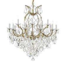 maria theresa chandelier crystal fixture free today hampton bay maria theresa chandelier
